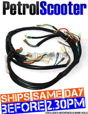 wiring harness quad atv trike parts kazuma falcon 90cc quad bike atv wiring loom wiring harness loncin lifan engine