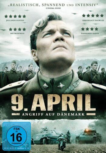 1 von 1 - DVD *  9. APRIL - ANGRIFF AUF DÄNEMARK # NEU OVP &