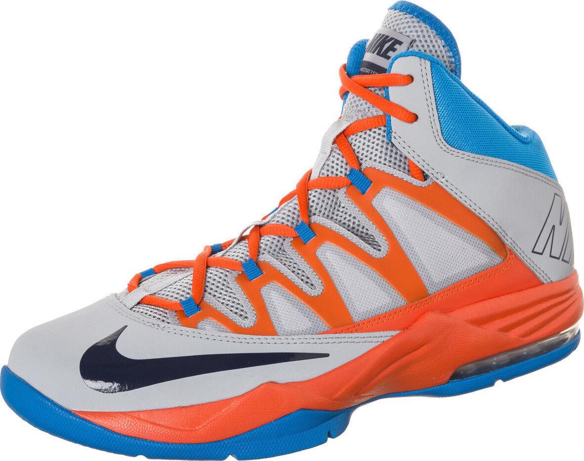 NIKE Air Max STUTTER STEP Neu Jordan Lebron Gr:42,5 US:9 Basketball Retro Chaussures