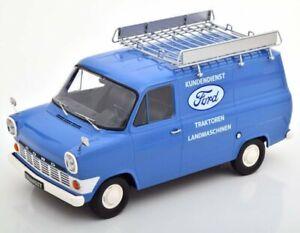 FORD Transit Kastenwagen - 1965 - Service Ford - KK 1:18