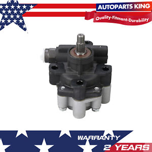 Power Steering Pump for 1993-1997 Toyota Corolla Geo Prizm
