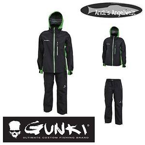 Regenanzug Regenbekleidung Gunki Hydro Gear Regenkombi