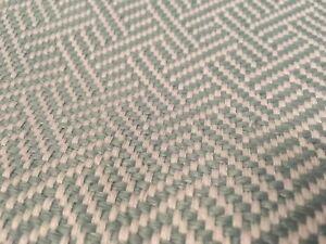 Robert Allen Modern Geometric Upholstery Fabric Beach Club Celadon