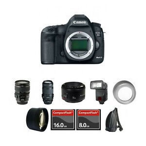 Accessories for Canon 5D Mark III