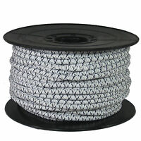 Electric Fence Bungee Rope 50m Roll