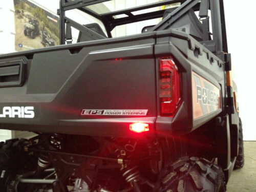 HIGH VISIBILITY LED Turn Signal Light Kit w// HORN Polaris Ranger 900 XP