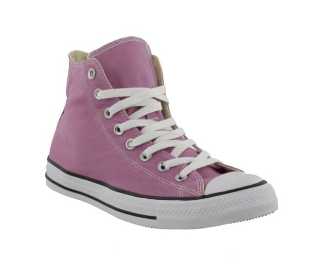 96910db4617c Converse Unisex Low Top UK 10 EUR 44 All Star Hi Powder Purple ...