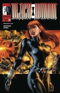 TRUE-BELIEVERS-BLACK-WIDOW-1-Marvel-Comics-REPRINT-1999-1ST-PRINT