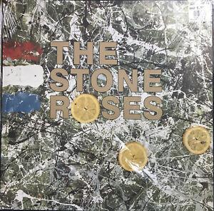 STONE ROSES SELF TITLED LP SILVERTONE UK 1989 A2/B2 STILL IN SHRINK NM SUPERB!