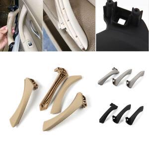 Right-Left-Interior-Door-Handle-Pull-Trim-Cover-For-BMW-3-Ser-E90-E91-325-330