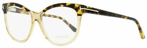 Tom-Ford-Butterfly-Eyeglasses-TF5511-059-Champagne-Vintage-Havana-54mm-FT5511