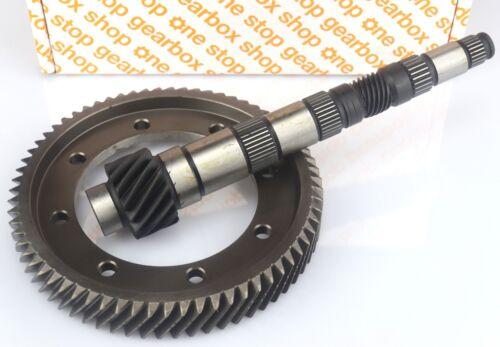 VW 02K gearbox diff crown wheel /& pinion 15T x 67T 4.47 ratio o.e.m.