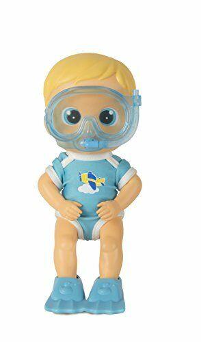 IMC 95632 bloopies Baby Max-Bleu