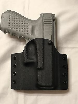 Hunting Sporting Goods Glock 19/23 Compatible Owb Holster To Win A High Admiration