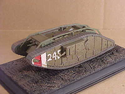 "Wings Of The G. W. Armor 1/72 WWI Surviving Mark IV ""Female"" Tank #245 #WW10201"