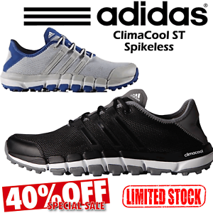 78073765454a0 ADIDAS GOLF SHOES CLIMACOOL ST MENS SPIKELESS GOLF SHOES ALL SIZES ...
