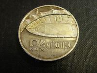 1 Medaille Silber, Weltmeisterschaft 74 (MedP-39)