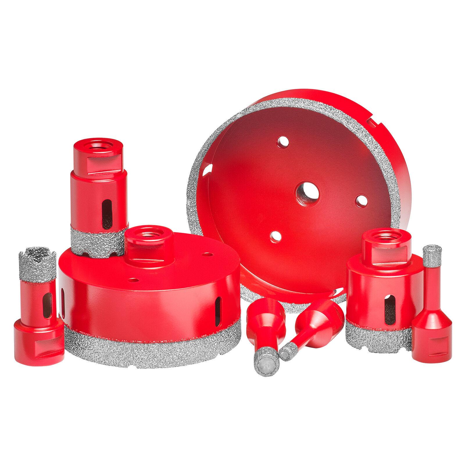 Roterberg® Ø 6-125 mm Couronne diamantée Trépan M14 scie cloche à sec et à eau