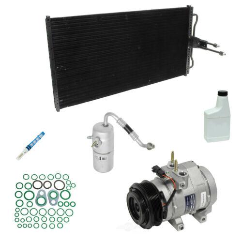 A//C Compressor /& Component Kit-Compressor-Condenser Replacement Kit UAC KT 2068A