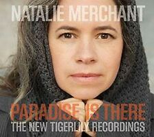 Natalie Merchant - Paradise is There  -  CD + DVD