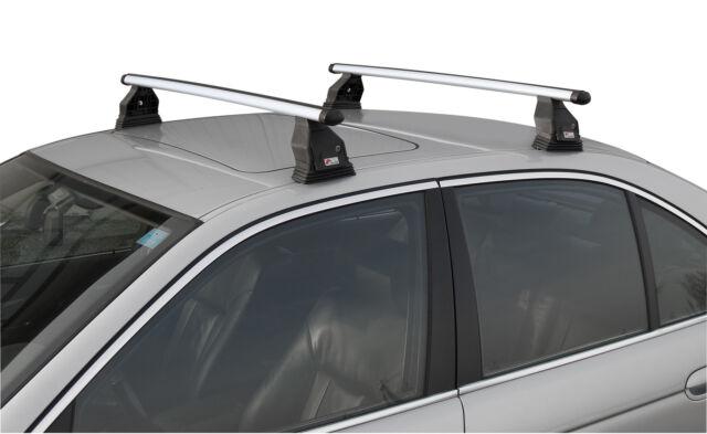 BARRES DE TOIT ALUMINIUM BMW SERIE 3 Berline 4 portes de 2012 à 2015