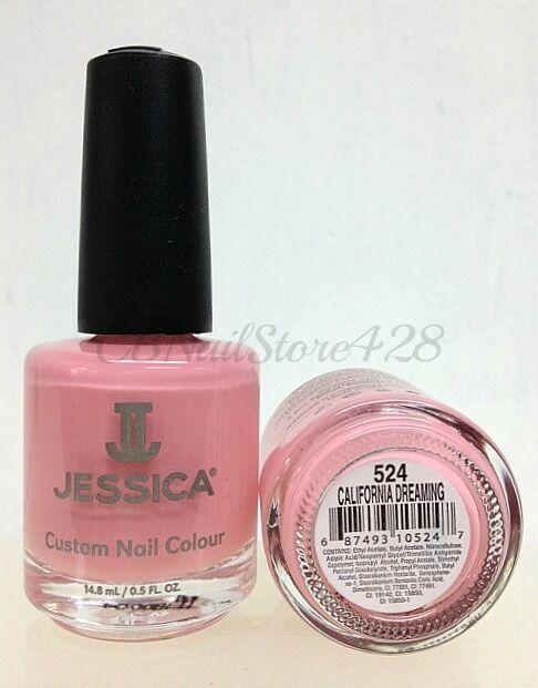 Jessica - Nail Lacquer for Natural Nail Choose Any Color .5 fl oz (Series 2)