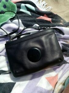 c10e8a5ed63f Image is loading Authentic-MIMCO-SECRET-COUCH-BAG-HIP-BAG-BLACK-