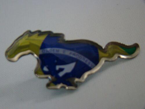 Burton Morris Rare #Mustang Unites Item FORD! Mustang Unites SEMA Show Pin Set
