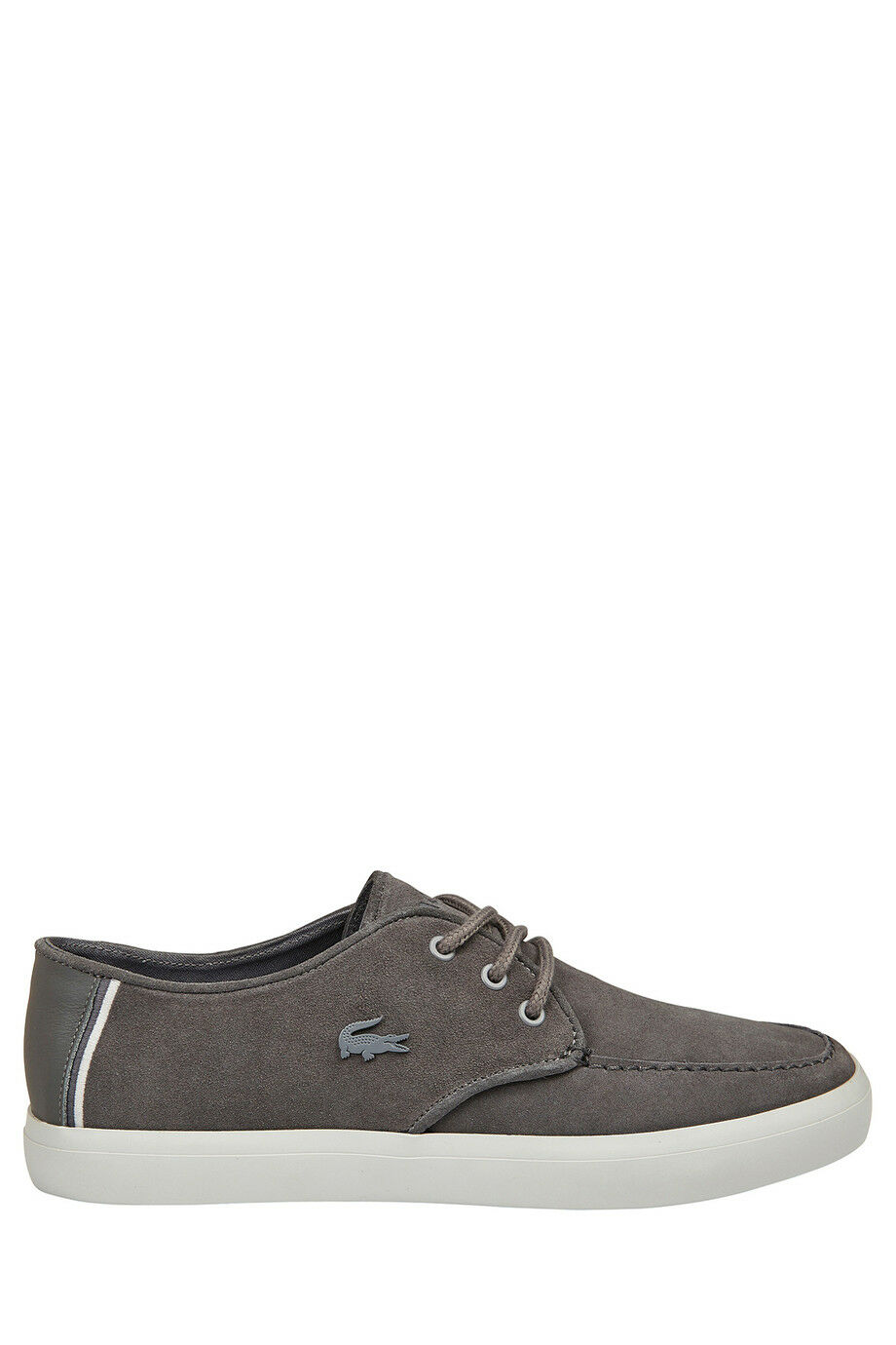 Lacoste Men's Sevrin 317 1 Cam BLK Casual Dark Grey Sneakers
