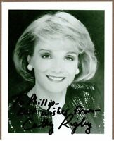 "Cathy Rigby, Gymnast, Signed 4"" x 5"" Photo, COA, UACC RD 036"
