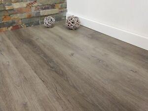 Fußboden Dämmen Mit Kork ~ Click vinylboden okra eiche grau hdf träger mit kork dämmung für