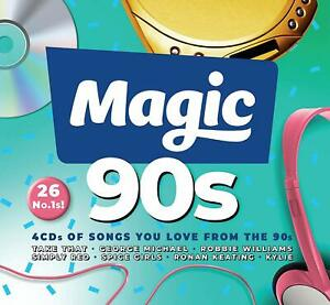 The-Magic-90s-Take-That-Spice-Girls-CD-Sent-Sameday