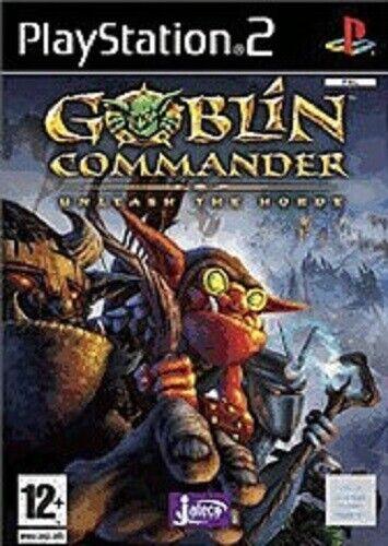 GOBLIN COMMANDER UNLEASH THE HORDE / SONY PS2 / NEUF SOUS BLISTER D'ORIGINE / VF
