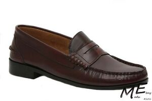 cb12c5e1a8bcf3 Image is loading New-Tommy-Hilfiger-Brentwood-Leather-Men-Loafers-Size-