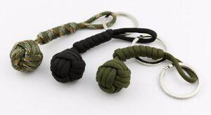 Key-Chain-Protection-Monkey-Steel-Ball-Bearing-Self-Defense-Lanyard-Survival