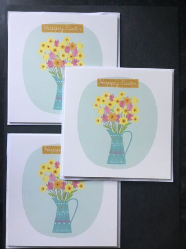 "Easter cards X 3 5""x5""approx"