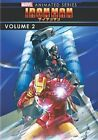 Marvel Iron Man Animated Series V2 0043396400405 DVD Region 1