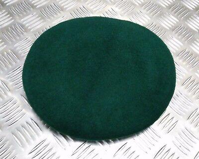 Genuine British Vintage Military RA /& RM Green Wool Beret 48cm BRAND NEW