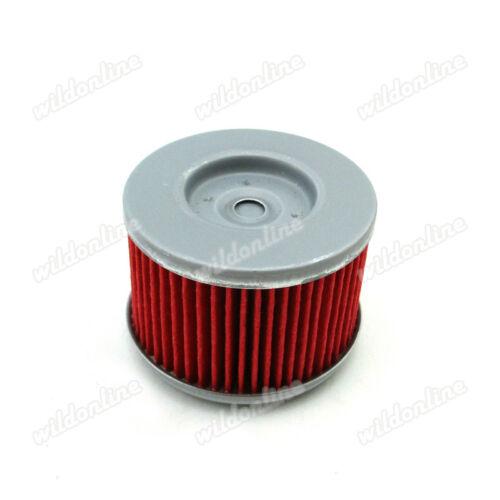 12x Ölfilter Für Honda CBF 250 VT125C CB400 ATC250SX TRX400FW TRX350TE TRX250