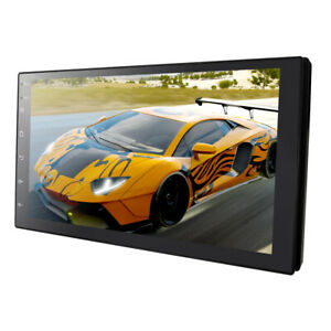 Universal-2Din-Android-9-0-Car-Stereo-GPS-Navi-NO-DVD-Player-OBD-DVR-Head-Unit