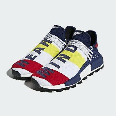 huge discount 5caca fb86b Pharrell x Adidas NMD HU 'BBC' Billionaire Boys Club Size 14. BB9544 yeezy  boost | eBay