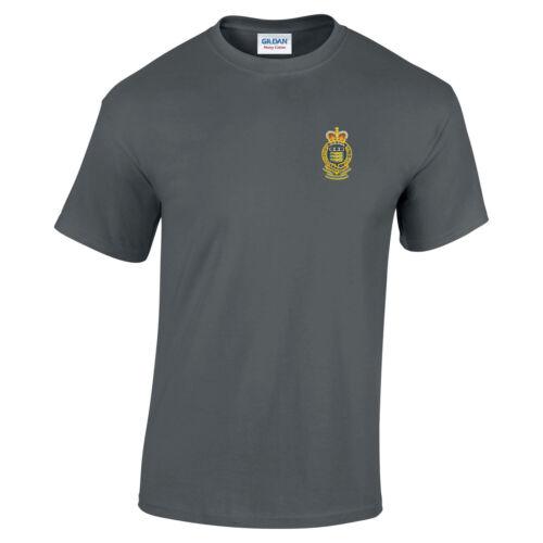 Royal Army Ordnance Corps pre-shrunk Cotton T-Shirt