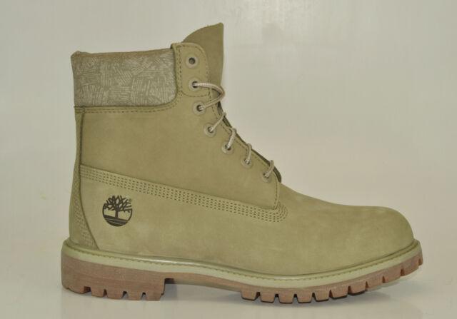 Timberland 6 Inch Premium Boots Waterproof Primaloft Herren Schnürstiefel A1PBA