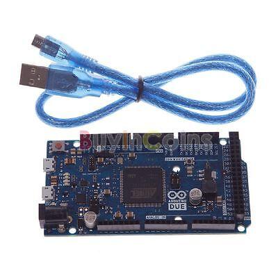 Convenient DUE R3 Board SAM3X8E 32-bit ARM Control Module For Arduino Gadget