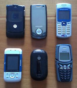cellulari-non-funzionanti-Vintage