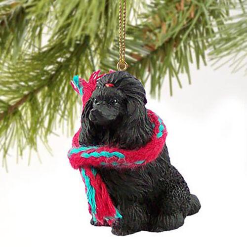 Conversation Concepts Poodle Black Original Ornament