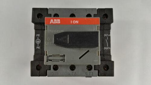 ABB OT63E4N//PE Trennschalter Disconnect Switch