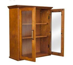bathroom wall cabinet medicine kitchen shelf cupboard glass display storage home ebay. Black Bedroom Furniture Sets. Home Design Ideas