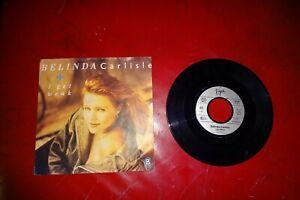 BELINDA CARLISLE I get weak / Should I let you in 1988 GUTER ZUSTAND