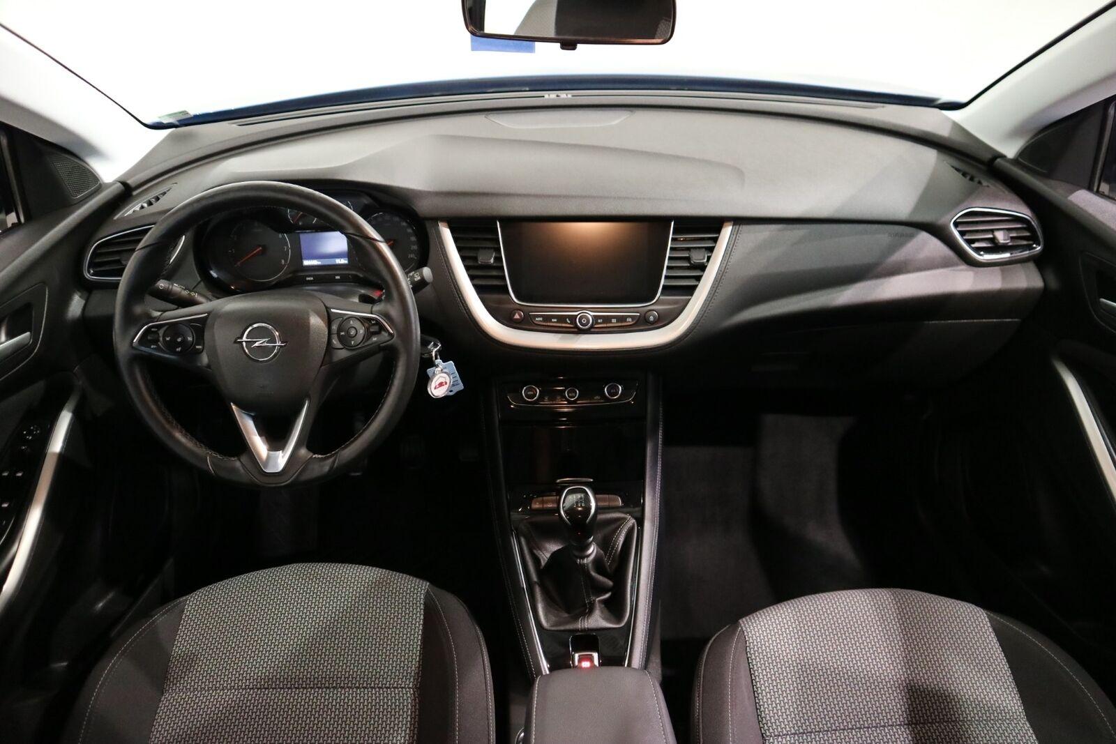 Opel Grandland X 1,2 T 130 Impress - billede 5